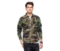 Freizeithemd, Camouflage