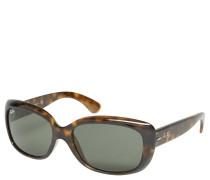 """Sonnenbrille """"RB 4101"""", havana-grün, Retro-Design"""