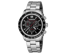 Herrenuhr Black Night Chrono 01.0853.107