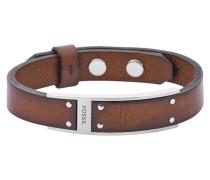 Armband Leder braun JF01340040