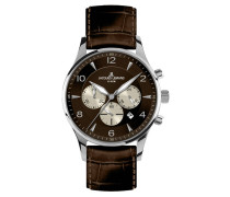 Classic Herrenuhr Chronograph London 1-1654D
