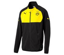 Borussia Dortmund Fleecejacke, normale Passform, für Herren