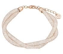 Armband mit Kristallen 9229093 Edelstahl
