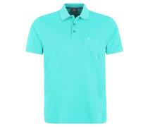 Poloshirt, Easy Care Qualität, Türkis