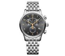 Les Classiques Damenuhr Chronograph LC1087-SS002-821-1