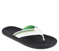 """Zehentrenner """"Shoreline Fresh"""", perforiertes Fußbett, Weiß"""