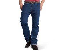 Jeans 501, ORIGINAL FIT, stonewash, Blau
