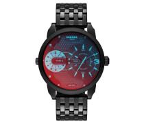 Armbanduhr, Dual-Time, mini Daddy, DZ7340