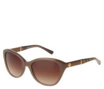 """Sonnenbrille """"MK 2025 Rania I"""", Reptilien-Optik, Verlaufsgläser"""