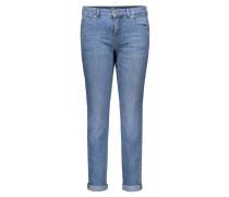 "Boyfriend-Jeans ""Cosy"", Farbspritz-Effekte"