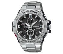 Connected Watch mit Bluetooth GST-B100D-1AER Chronograph mit Solar