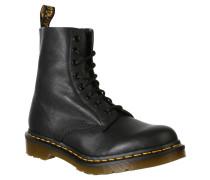 """Boots, Worker-Look, Kultschuhe """"Docs"""", Schwarz"""