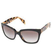 """Sonnenbrille """"SPR 07P"""", marmoriertes Gestell, Verlaufsgläser"""