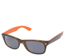 "Sonnenbrille ""RB 2132 New Wayfarer"", Havana-Optik"