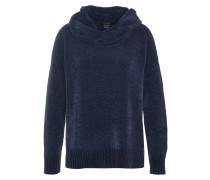Pullover, uni, Schalkragen, Bündchen