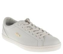 """Sneaker """"Straightset"""", Leder, Logo-Emblem, uni"""