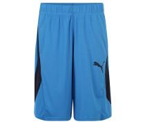 Shorts, schnelltrocknend, atmungsaktiv, für Herren, Blau