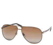 "Sonnenbrille ""GG 2269/S"", Piloten-Design, Polarisationsfilter"