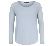 Langarmshirt, leichte Transparenz