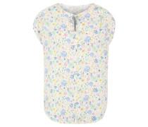 Blusenshirt, floraler Allover-Print, Oversize