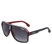 "Sonnenbrille ""1001/S"", Retro-Stil, Farbverlauf"