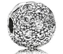 Charm Silber-Clip mit Zirkonia 791286CZ