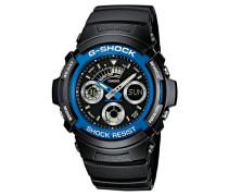 G-SHOCK Classic, masculin, AW-591-2AER