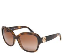 "Sonnenbrille ""MK6027 Tabitha III"", Verlaufsgläser, havana"