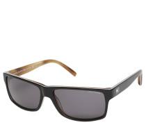 "Sonnenbrille ""TH1042/N/S"", bicolor-Design, schwarz-grau"