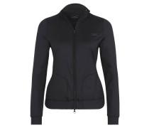 "Trainingsjacke ""Dinki Jacket"", atmungsaktiv, für Damen, Schwarz"