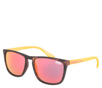"Sonnenbrille ""SDS Shockwave 170"", Neon-Bügel"