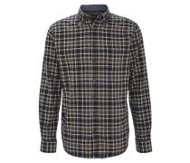 Hemd, Karo-Muster, Comfort Fit, Baumwolle