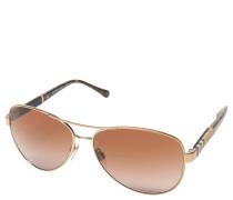 "Sonnenbrille ""BE 3080"", Verlaufsgläser, Piloten-Stil"