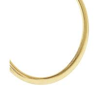 Verlauf-Collier Gold 375