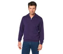 Pullover, Reißverschluss, Klappkragen