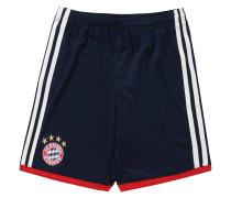 FC Bayern München Shorts Away 2017/18, für Kinder, Blau
