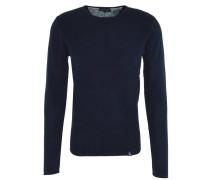 Pullover, uni, strukturiert