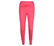 Jogginghose, Sweat, Elastikbund, für Damen, Pink