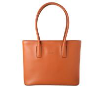 """Handtaschen """"Cambridge 9"""", Leder, Lederfutter, Braun"""