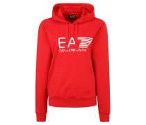 Sweatshirt, Kapuze, Baumwolle, Logo-Print