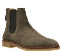 Chelsea Boots, Grün