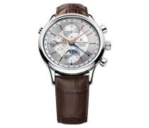Herrenuhr Chronograph Les Classiques Chronographe Phases de Lunes LC6078-SS001-131
