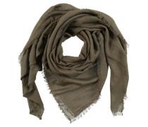 Schal, unifarben, Baumwolle
