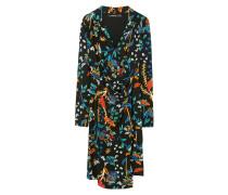 """Freizeitkleid """"Bridie"""", floraler Print, Kimono-Stil, Schwarz"""