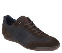Sneaker, Leder-Mix, Wechselfußbett