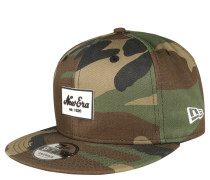 Cap, Logo-Applikation, Camouflage, für Herren