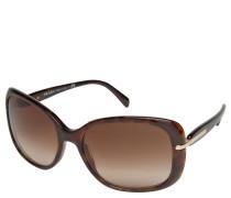 """""""PR 08OS"""" Sonnenbrille, Schmetterlings-Design, Verlaufsgläser"""