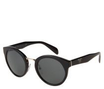 """Sonnenbrille """"SPR05T"""", Cateye-Look, breite Bügel"""