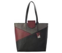 """Shopper """"Frida"""", Leder-Optik, Lagen-Design"""