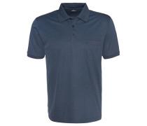 Poloshirt, Easy Care Qualität, Blau